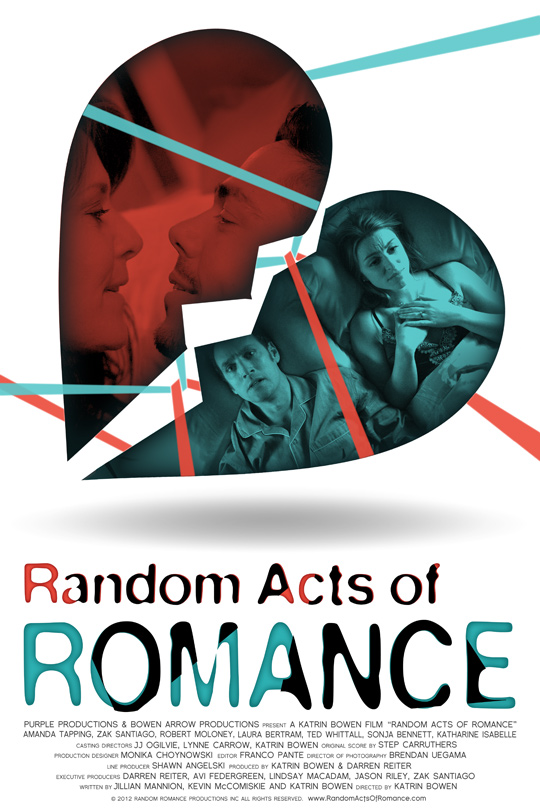 Random Acts of Romance Poster